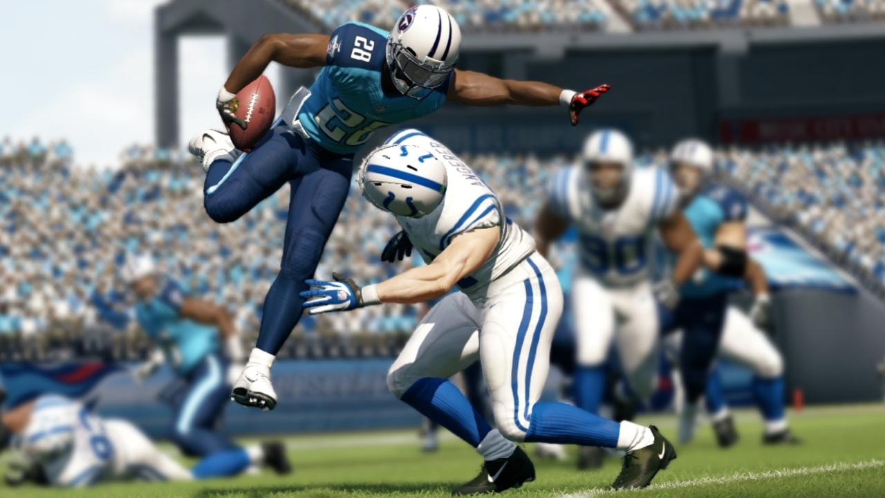 Madden 25 lab Sessions