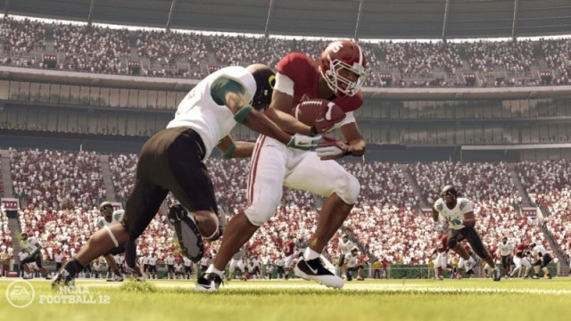Madden Football screen capture