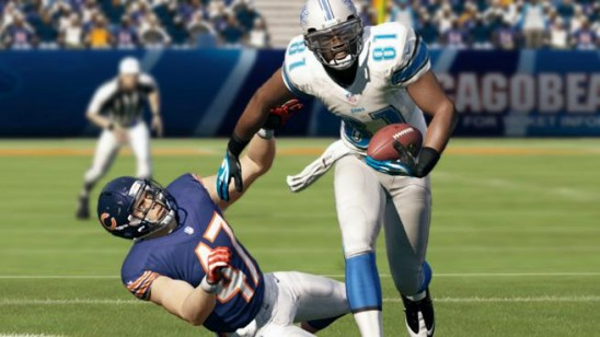 Madden 13-glitches