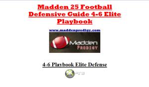 Best Defense Madden 25