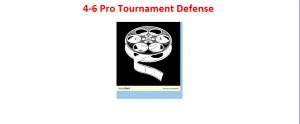4-6 Pro Tournament Defense