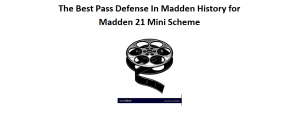 The Best Pass Defense in Madden History for Madden 21
