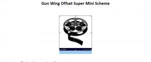 Gun Wing Slot Super Mini Scheme